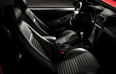 03 mach l interior and seats