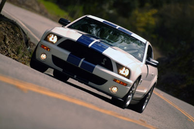 07 mustang shelby gt500