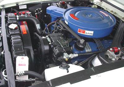 1968 ford mustang 302 V9
