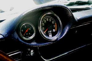 65 shelby gauge pod