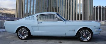classic car insurance for Mustang