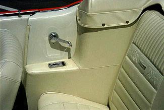 interior quarter panel