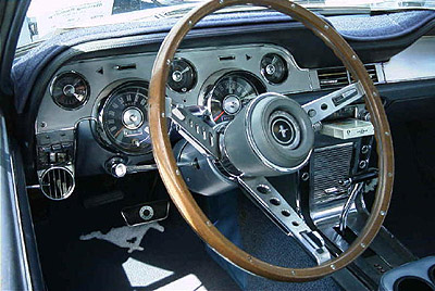 67 fastback tilt wheel pic