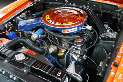 1969 boss 302 engine