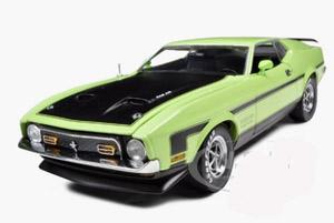 1971 mustang boss 351 model