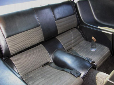 1971-1973 Fastback Interior ( Sportsroof )