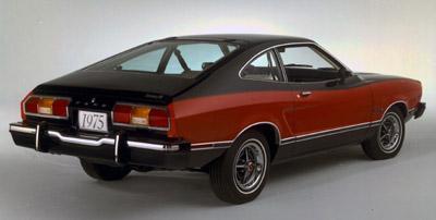 1975 mustang ll