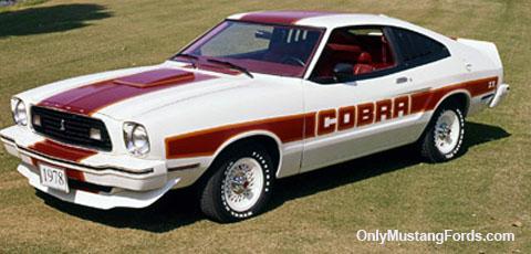 1978 cobra 11 white