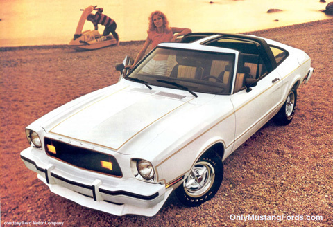 1978 T top Mustang
