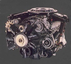 1983 ford 5.0 high output engine