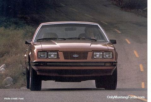 1984 mustang L