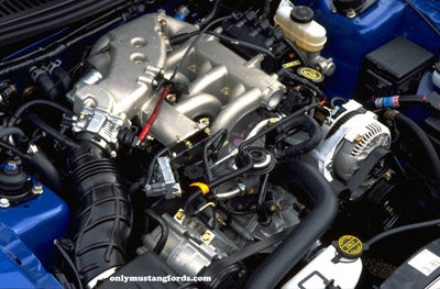 1999 mustang 4.6 liter V8