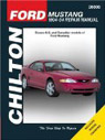 1994 to 2004 mustang chilton manual