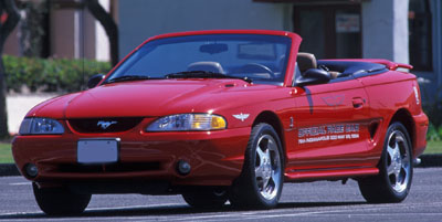 - Fourth 1994-to-2004 Mustang Generation
