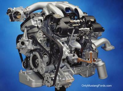 1995 3.8 liter v6 mustang engine