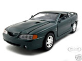 1998 die cast mustang svt cobra model