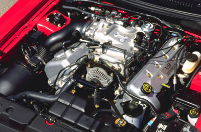 4.6 liter svt cobra engine