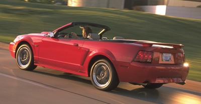 2001 mustang gt convertible