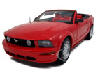 2005 mustang gt convertible diecast