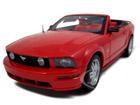 2005 mustang gt convertible diecast