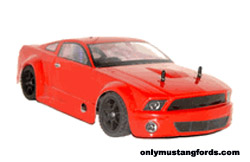 2005 Mustang RC race car