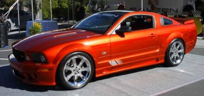 Ford Racing Performance Parts >> 2006 Mustang - specs,information,performance and more