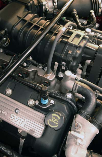 2007 cobra engine
