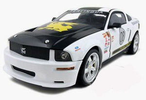 2008 shelby terlingua mustang die cast