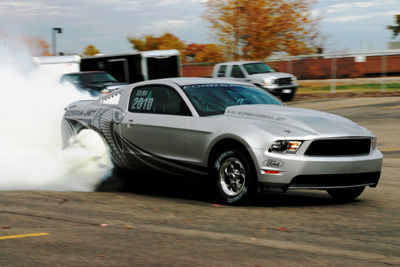modded mustangs