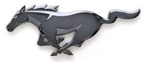 2010 ford mustang logo