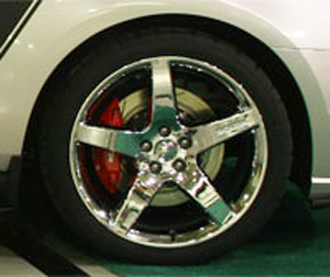 2011 roush wheels