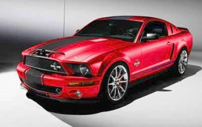 2010 mustang super snake