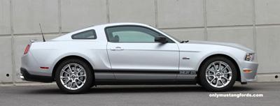 2011 - 2012 Mustang  3.7 liter V-6   Shelby GTS