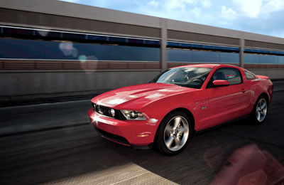 2011 ford mustang pricing