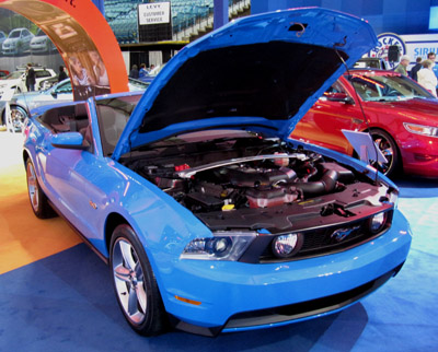 2011 mustang dyno horsepower