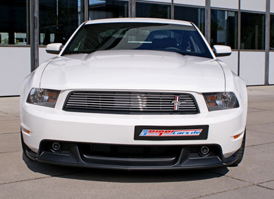 2011 mustang supercharged engine