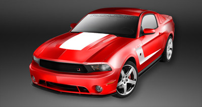 2011 roush mustang 5xr