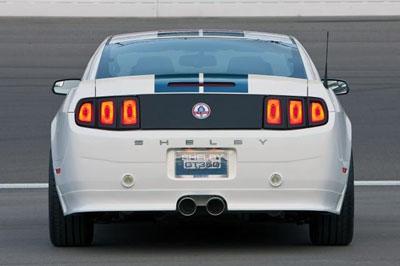 2011 shelby gt350 Mustang rear bumper
