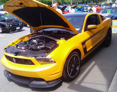 2012 boss 302 sounds of summer port coquitlam bc