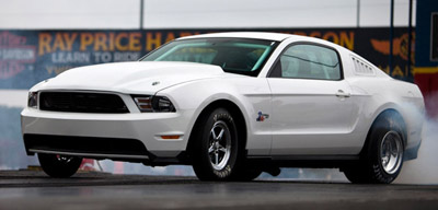 The 2012 Cobra Jet Mustang  Impressive Specs and Performance