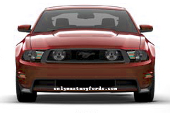 2012 ford mustang fastback