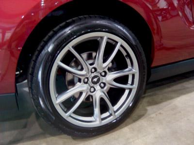 2012 mustang gt wheels