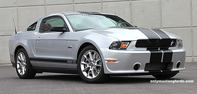 2012 shelby gts front