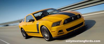2013 boss 302 Mustang