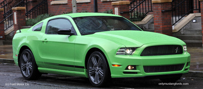 2013 Mustang Club of America