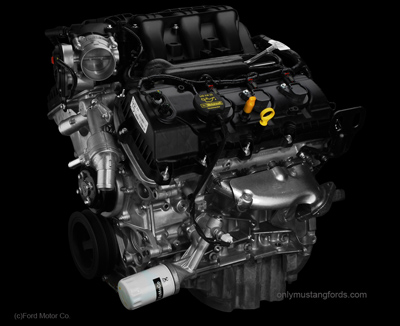 2013 Ford 3.7 liter TI-vct engine