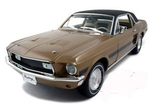 1968 high country mustang diecast model