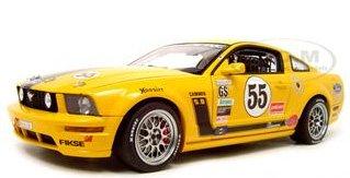 fr500c mustang diecast car 2005