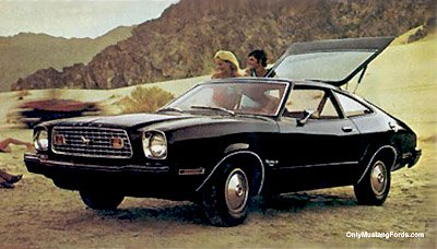 1976 mustang 11 MPG