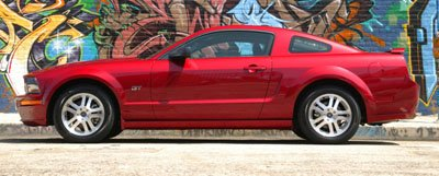 2005 ford mustang prices
